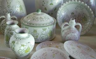 Ceramiche dell'artigianato sardo
